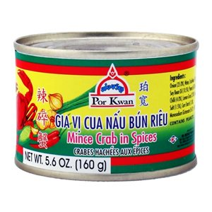 Can Minced Crab Spice 160g