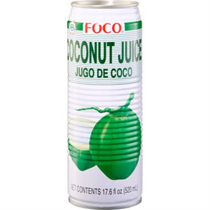 Can Coconut Juice 520ml