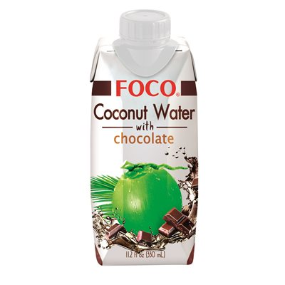 Coconut Water with Chocolate S