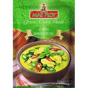 Green Curry Paste 50g- RE-PACK