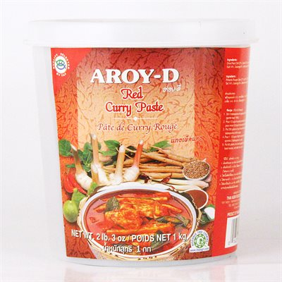 Red Curry Paste 1kg