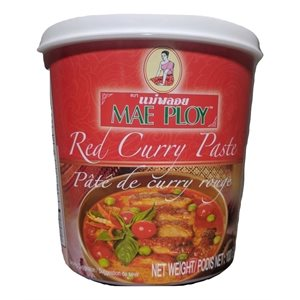 Red Curry Paste Jar 1000g