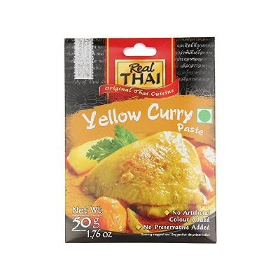 Yellow Curry Paste - REPACK