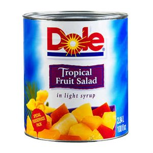 Can Tropical Fruit Salad