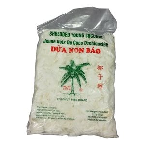 Frz Shredded Young Coconut