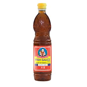 Fish Sauce Plastic Bottle 700ml