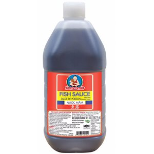 Fish Sauce Plastic Bottle 4500ml