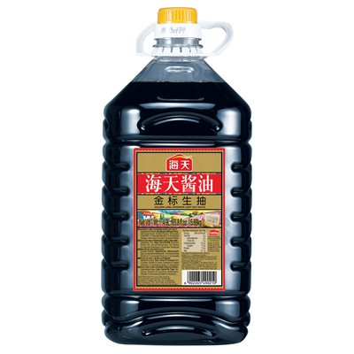Superior Light Soy Sauce (Golden Label) Extra L