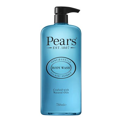 Body wash Mint Extract L