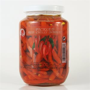 Pickled Red Chilli