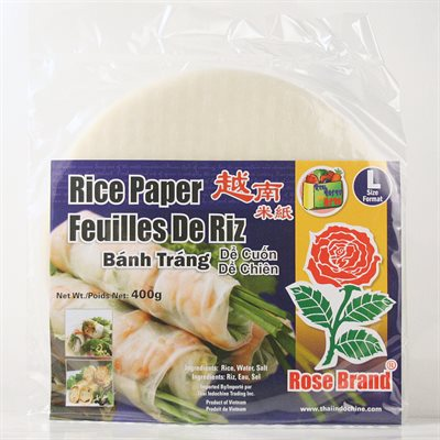Rice Paper (Bag) 31cm #09409-8
