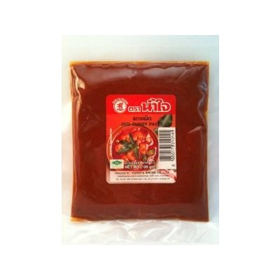 Red Curry Paste 500 G Bag