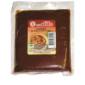 Massaman Curry Paste 500 G Bag