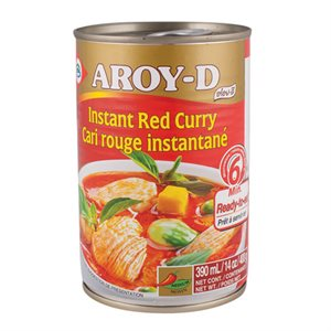Can Red Curry Ready to Eat