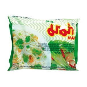 Instant Noodles Rice Vermicelli Clear Soup - REPACK